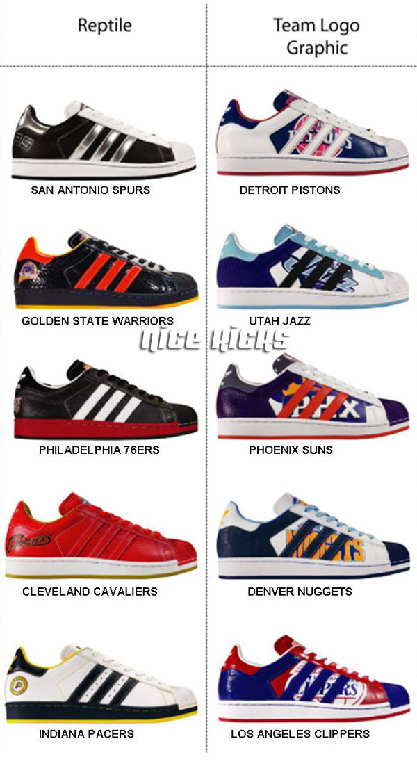 adidas superstar nba