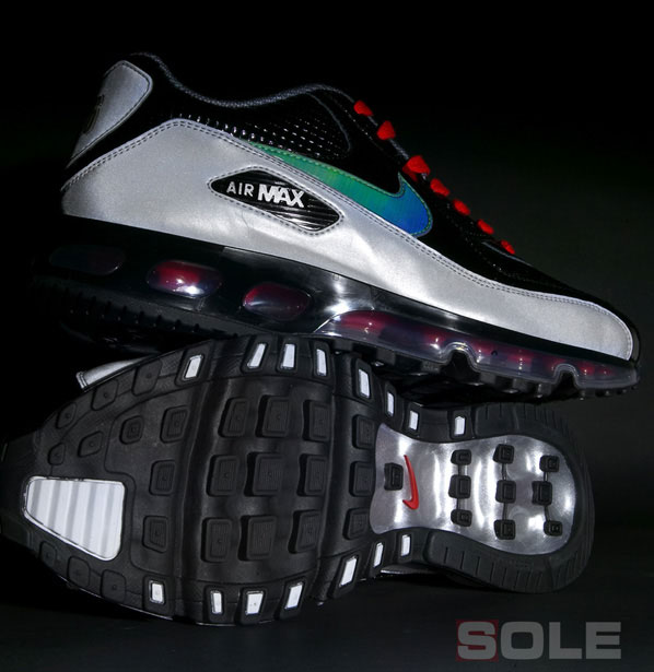 Nike PlayStation 3 Air Max 360/90 Hybrid | Hypebeast