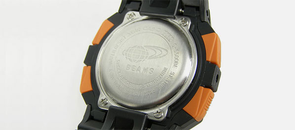 Beams x G-Shock II