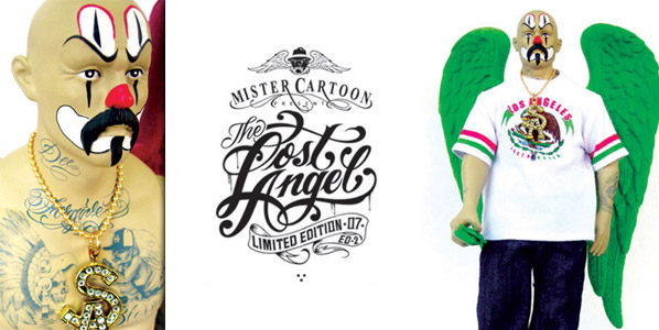 Tattoo artist, Mr. Cartoon is set to release the 2nd installment of his