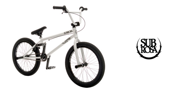 Subrosa 2008 Bike Collection
