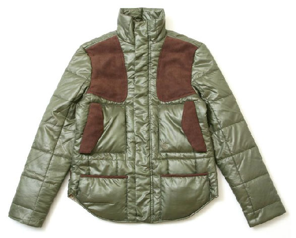 staple stanford down jacket