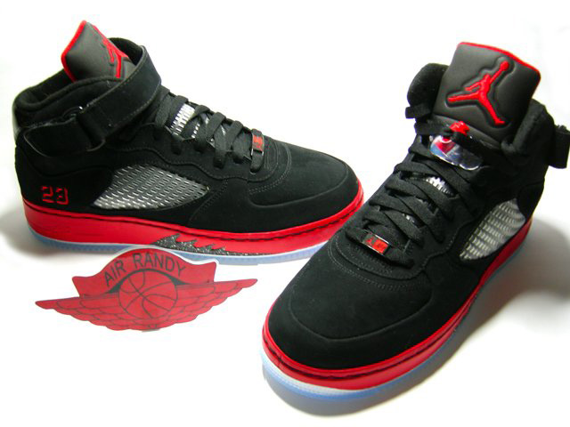 http   hypebeast com 2007 12 air-jordan-v-x-air-force-1-fusion utm    Jordans 5 Red And Black