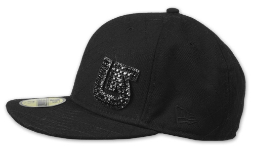 burton iced out new era 59fifty fitted cap