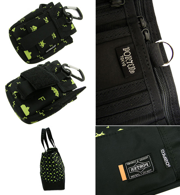 g1950 x space invaders x porter