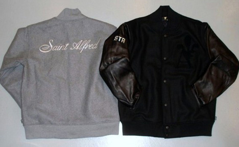 saint alfred 2007 fallwinter collection