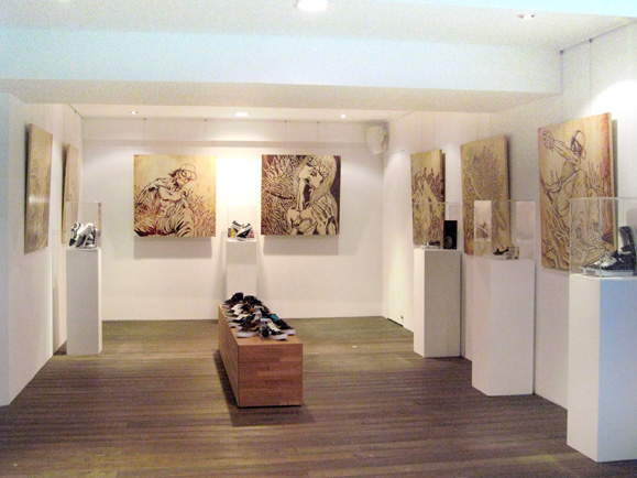 http://hypebeast.com/2007/12/vans-dragon-chasers-exhibition
