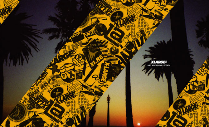 xlarge 2007 holiday collection lookbook