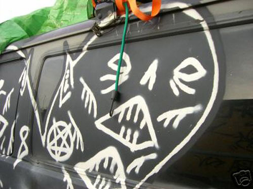 kaws x neck face x faile 1996 dodge ram 3500