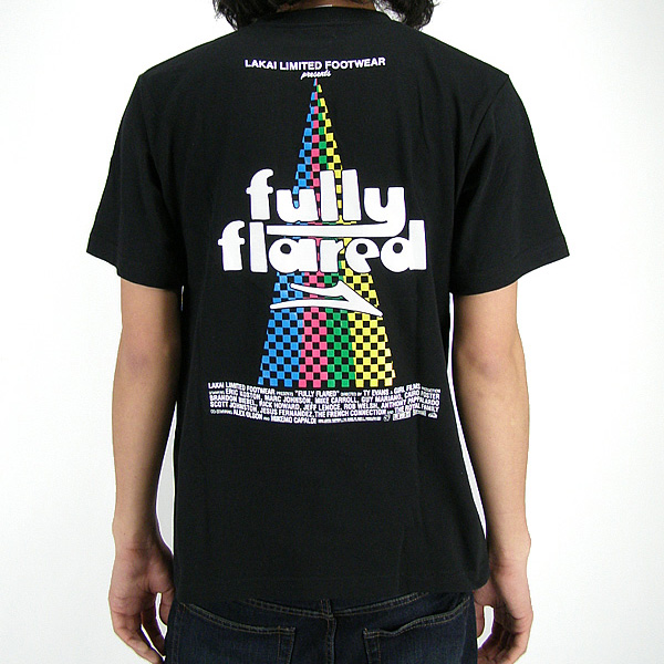 lakai fully flared tee
