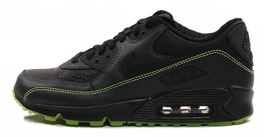 nike air max 90 voltage green
