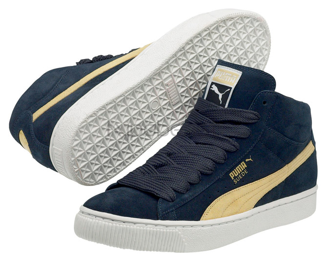 create your own puma suede mid