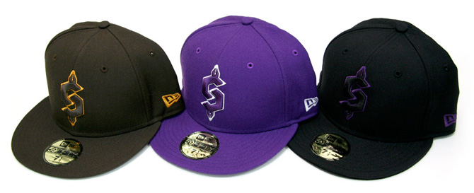 staple new era 59fifty fitted caps