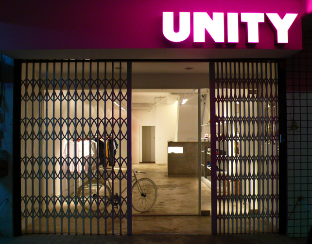 unity grand opening