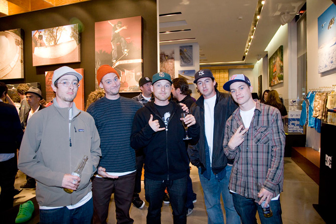 dc melrose grand opening party
