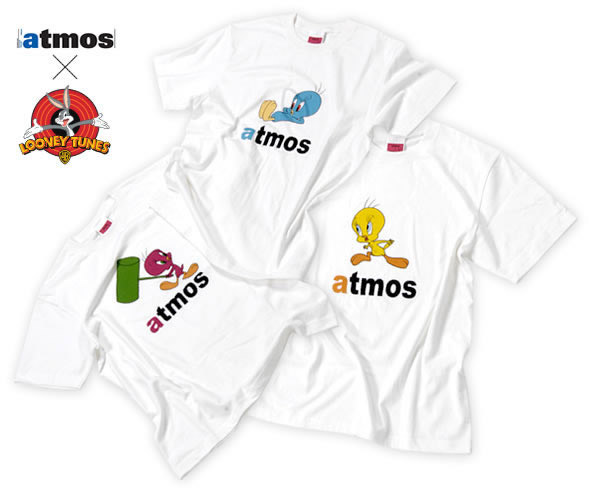 looney tunes x atmos t shirts