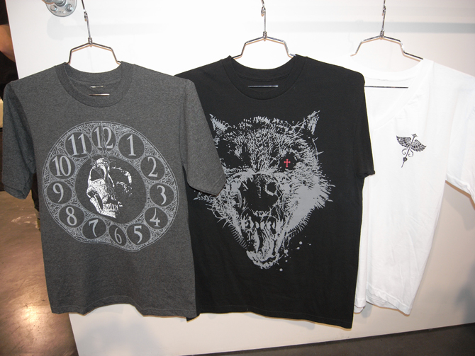 hypebeast magic 3sixteen 2008 spring 11th hour collection preview
