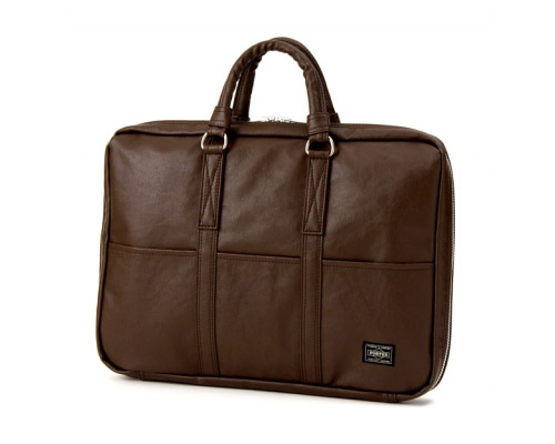 beams x head porter 2008 springsummer briefcase