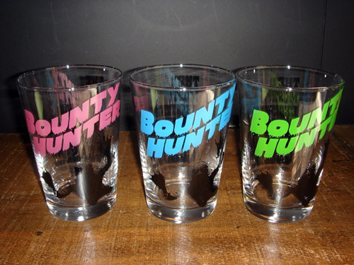 Bounty Hunter Spring '08 April Releases