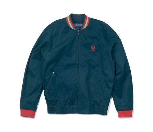 Comme des Garcons x Fred Perry Spring '08 Preview