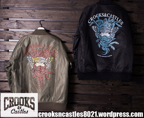 Crooks & Castles 2008 Spring Illuminati Collection