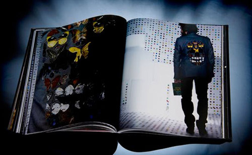 Damien Hirst x Warhol Factory x Levi's Collectors Book