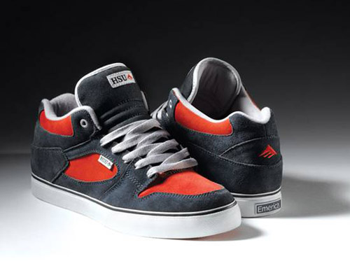 Jerry Hsu's Pro Model Shoe - the Emerica Hsu