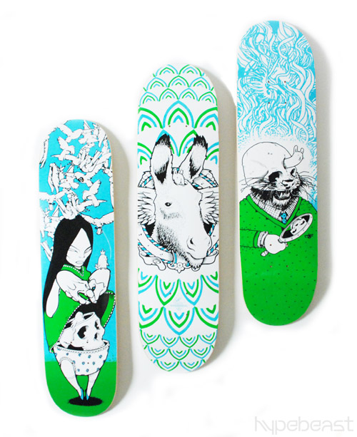superfishal 2008 spring skateboard decks