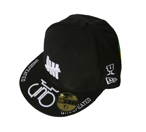 UNDFTD New Era 59FIFTY Fitted Caps