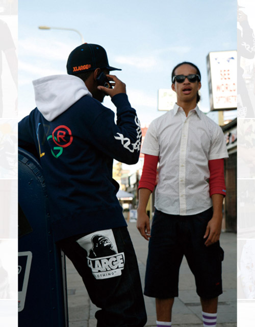 XLarge Japan Spring '08 Lookbook