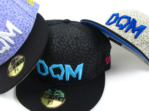 daves quality meats x new era 59fifty fitted cap