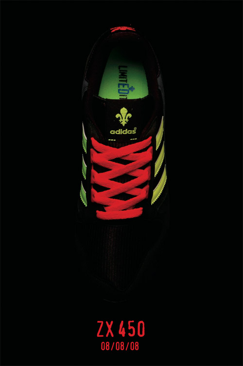 adidas azx limiteditions zx450