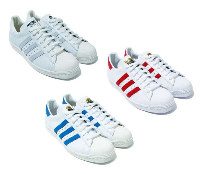adidas Originals Superstar 80s by Gonz NYC Launch