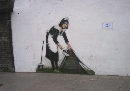 banksy pest control committee