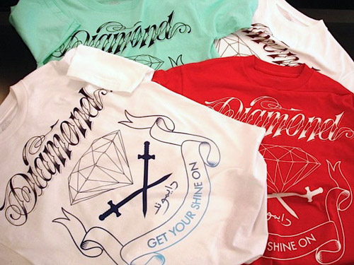 diamond supply co summer releases