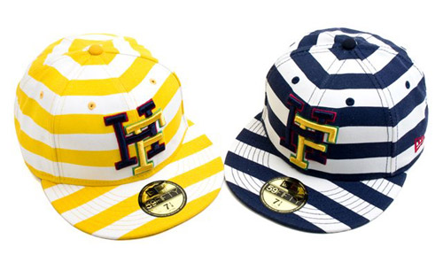 hall of fame 59fifty new era nautical stripes lockup