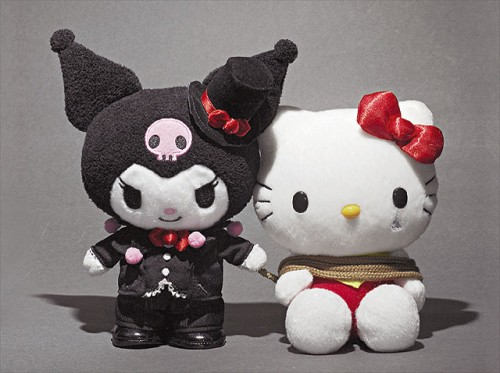 Kuromi captures Hello Kitty Doll – HK$120
