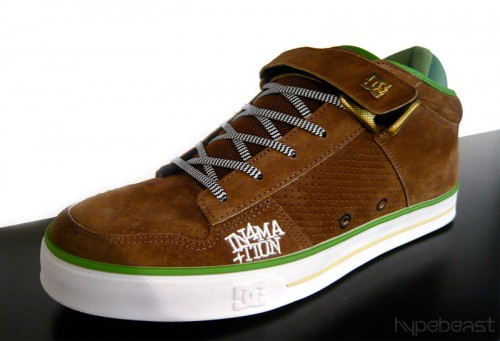 in4mation x dc shoes koolau volcano
