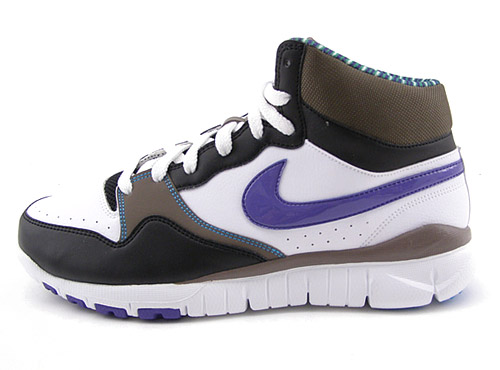 nike court force mid free trail