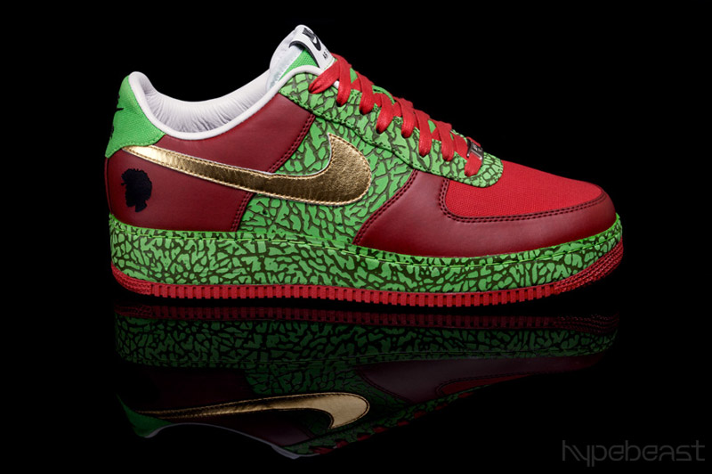 differently 522ca 95861 ...  uestlove x Nike 1World Air Force 1 ...