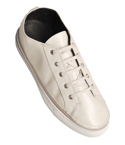 raf simons zip change sneakers