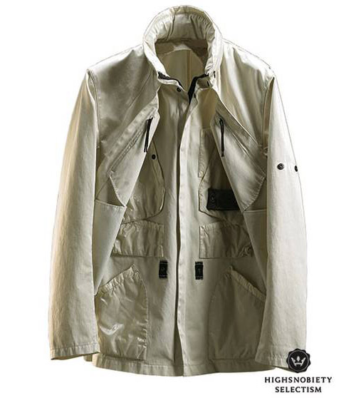 stone island shadow project 2008 2009 fallwinter collection