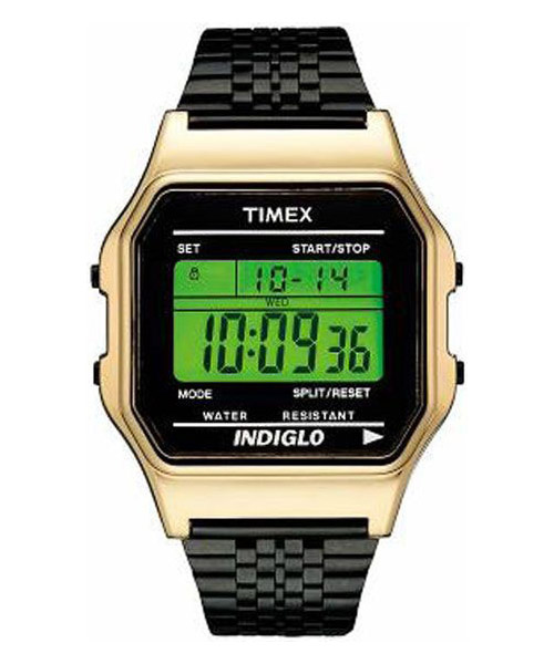 timex black collection 2008