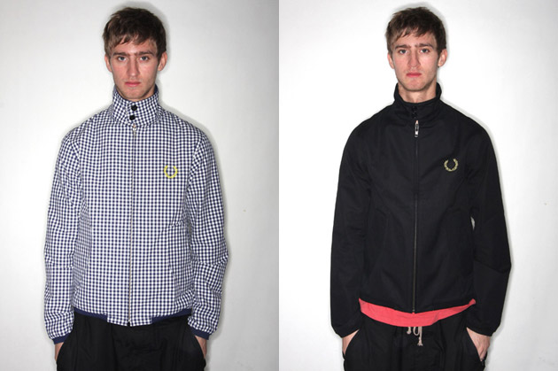 Jacket For Fred Perry