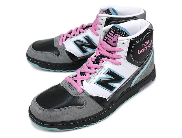new balance high top shoes