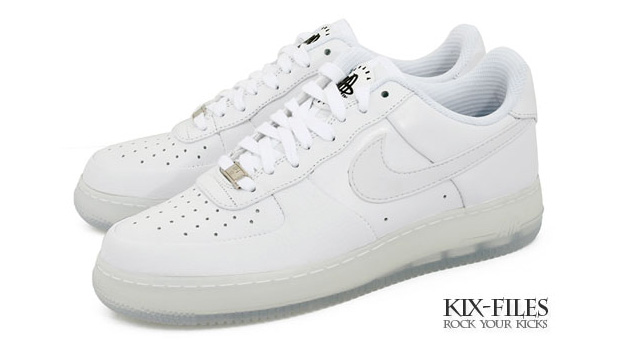 nike air force ones all white