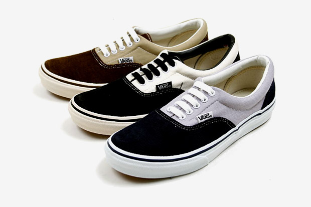 vans era vs authentic