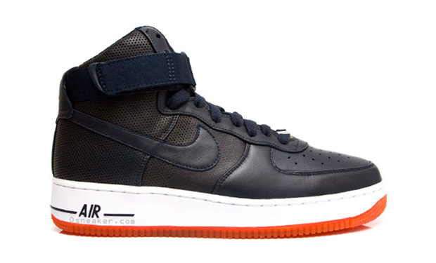 hi top nike air force 1