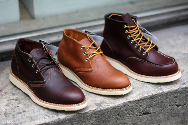Red Wing Chukka - the perfect summer boot | Fashion & Style ...