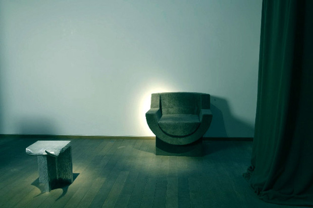 Rick Owens Furniture @ Sebastian + Barquet Gallery London | Hypebeast